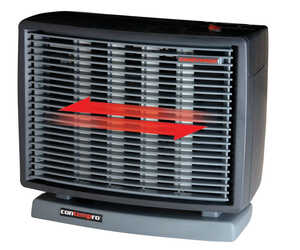 Seabreeze  Thermoflo  Electric  Fan  144 sq. ft. Heater