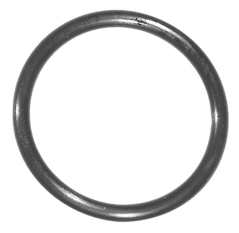 Danco  1 in. Dia. Rubber  O-Ring  1 pk