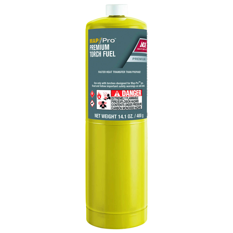 Ace 14 1 oz  Gas Cylinder 1 pc  - Ace Hardware