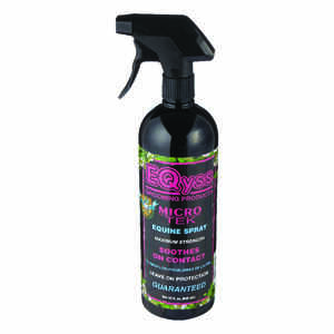 EQyss Micro-Tek  Liquid  Equine Spray  For Horse 32 oz.