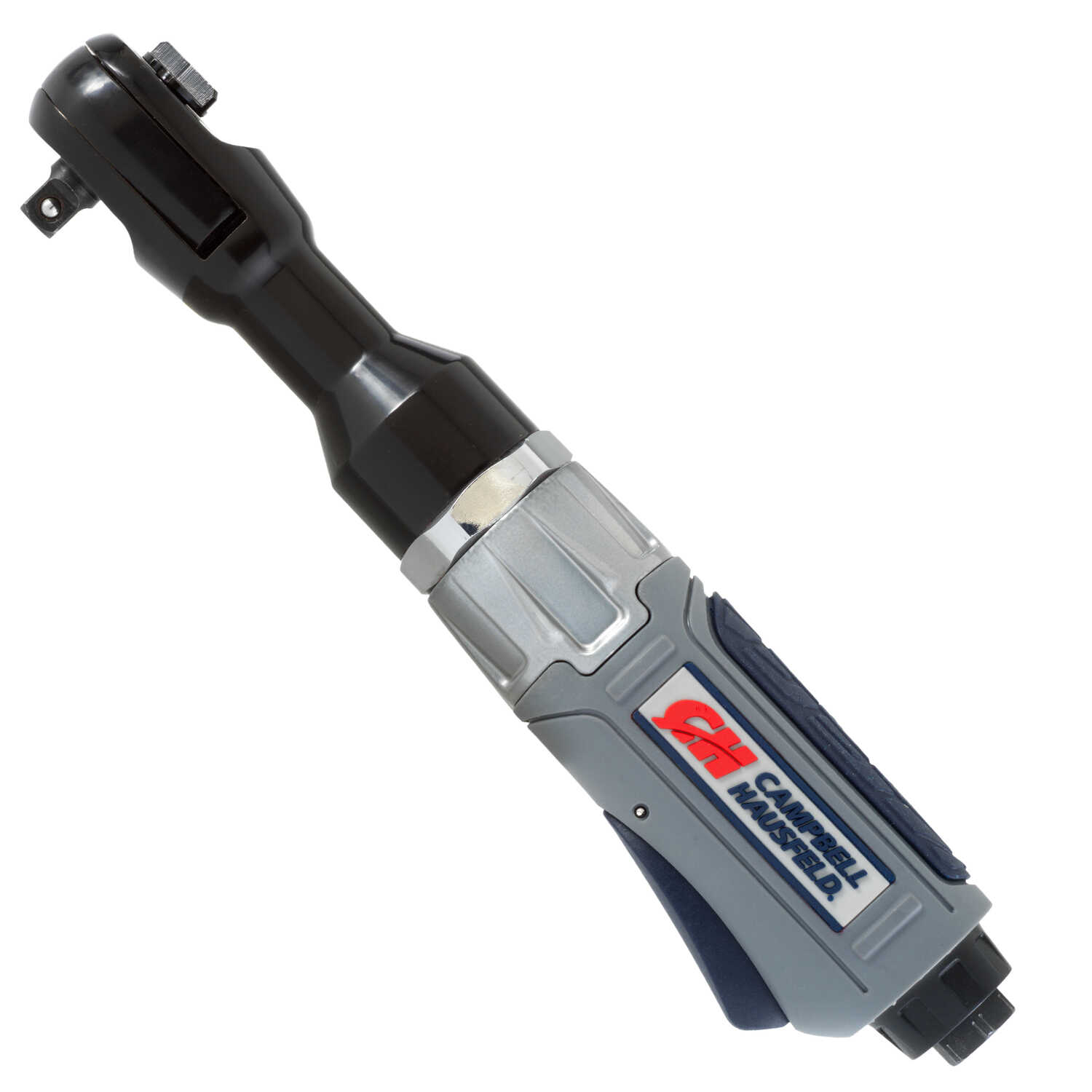 Campbell Hausfeld  .375 in. drive Pneumatic  Air Ratchet  90 psi 75 ft./lbs. 1600 rpm