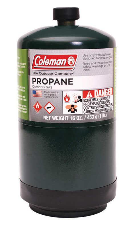 Coleman 16 oz  Steel Propane Fuel - Ace Hardware