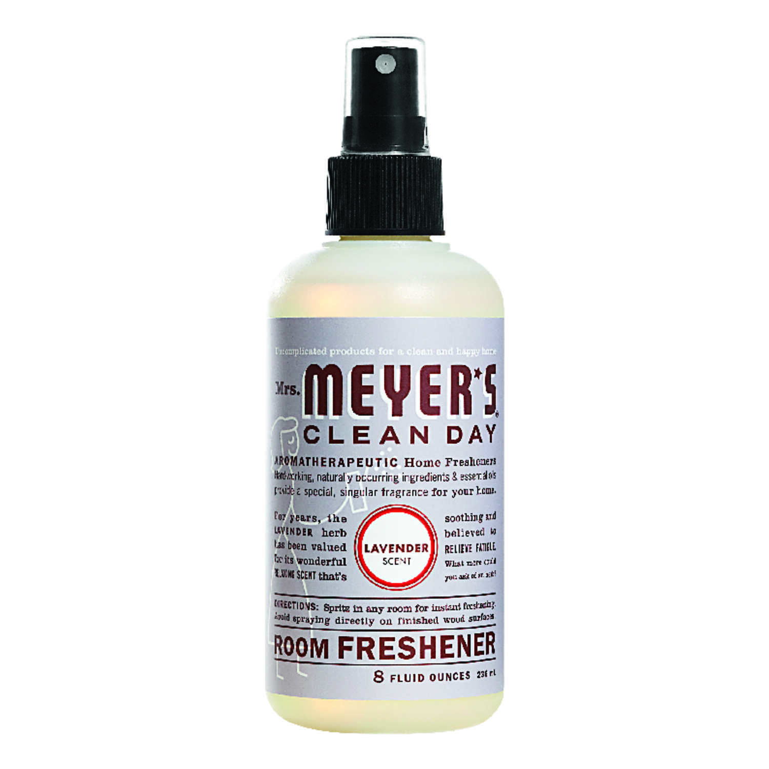 Mrs. Meyer's  Clean Day  Lavender Scent Air Freshener Spray  8 oz. Liquid