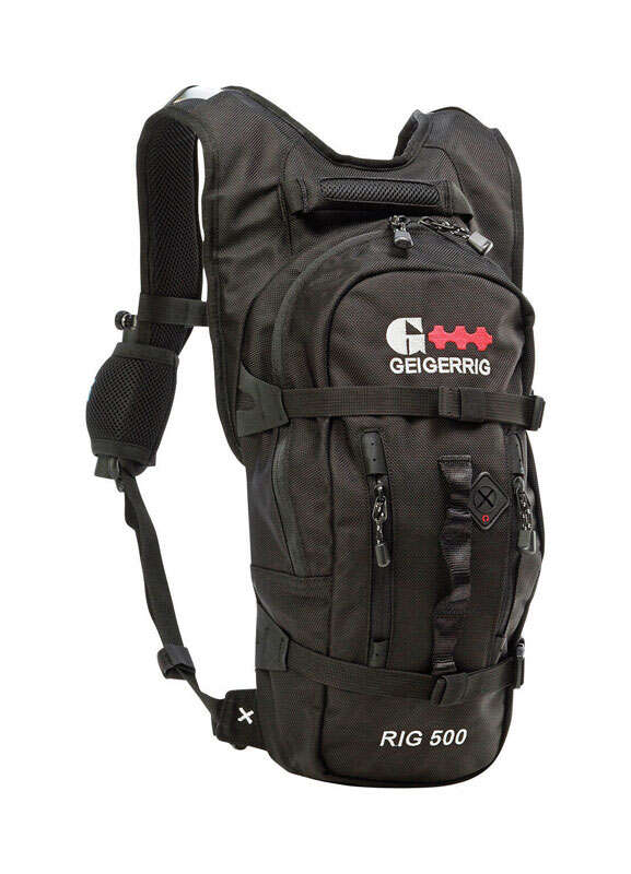 Aquamira  Geigerrig Rig 500  Hydration Water Filter Backpack