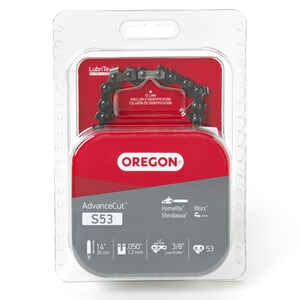 Oregon  AdvanceCut  14 in. 53 links Chainsaw Chain