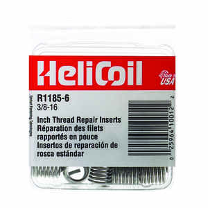 Heli-Coil  0.3 in. Stainless Steel  Thread Insert