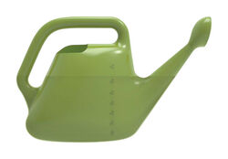 Bloem  Green  2 gal. Resin  Watering Can