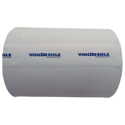 VonDrehle Preserve Hard Roll Towels 1 ply 6 pk
