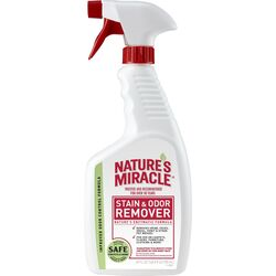 Nature's Miracle  Pet Stain and Odor Remover  24 oz.
