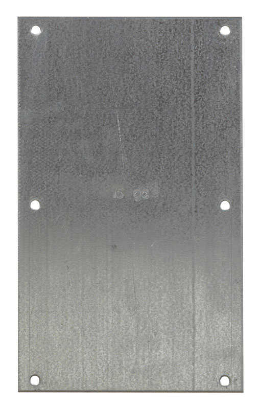 Sioux Chief  5 in.  Steel  Shield Plate