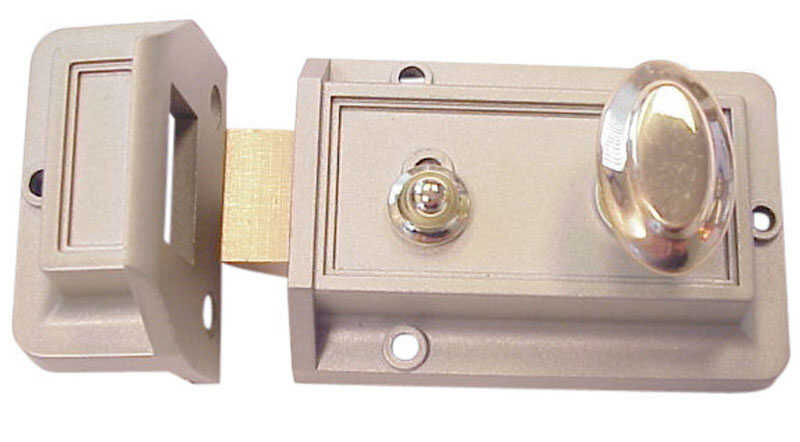 Ace  Gold Painted  Zinc  Night Latch