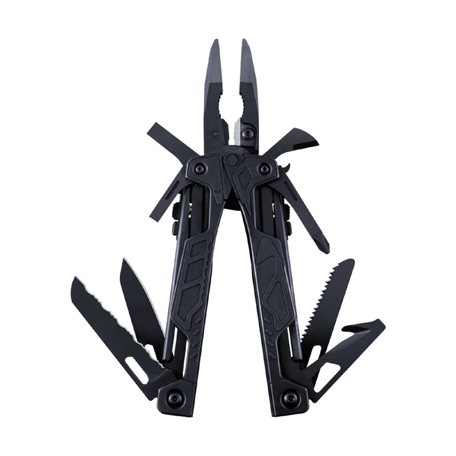 Leatherman  OHT  Black  Multi Tool