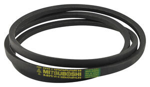 Mitsuboshi  General Utility V-Belt  0.5 in. W x 65 in. L For All Motors