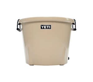 YETI  Tank 85  Beverage Tub  96 can Tan