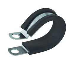 Gardner Bender 1/2 in. Dia. Steel Cable Clamp 2 pk