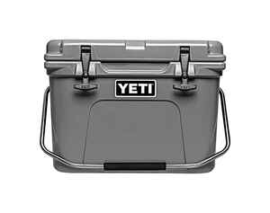 YETI  Roadie 20  Cooler  16 can capacity Charcoal