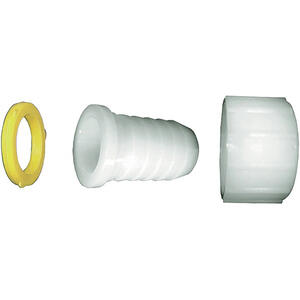 Green Leaf  3/4 in. FHT   x 3/8 in. Dia. Barb  Nylon  Adapter