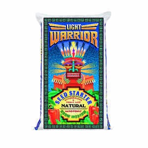 FoxFarm  Light Warrior  Organic Soilless Mix  1 cu. ft.