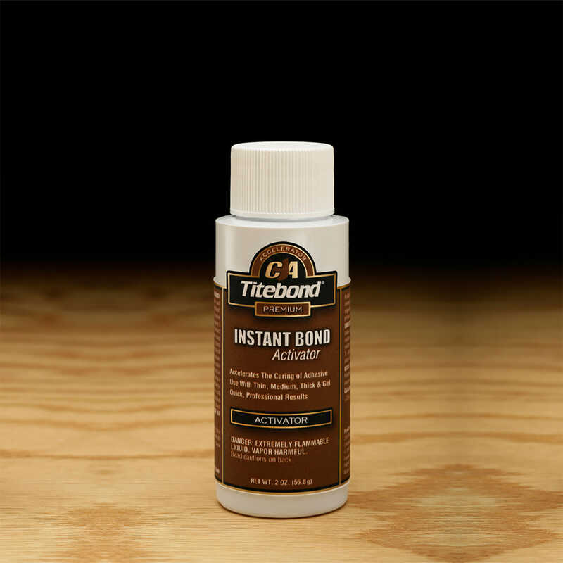 Titebond  Instant Bond  High Strength  Liquid  Instant Bond Activator  2 oz.