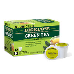 Keurig  Bigelow  Green Tea  Tea K-Cups  12 pk