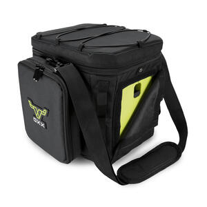 OXX  Black  Plastic  Carrying Case