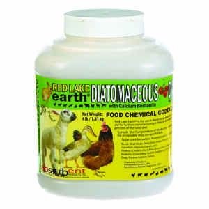 Red Lake Earth  Feed  Granules  For Chickens 4 lb.