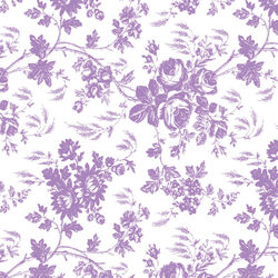 Con-Tact Brand  Creative Covering  9 ft. L x 18 in. W Toile Lavender  Self-Adhesive  Shelf Liner