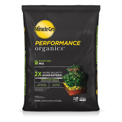 Miracle-Gro Performance Organics Organic All Purpose Raised Bed Soil 1.3 cu. ft.