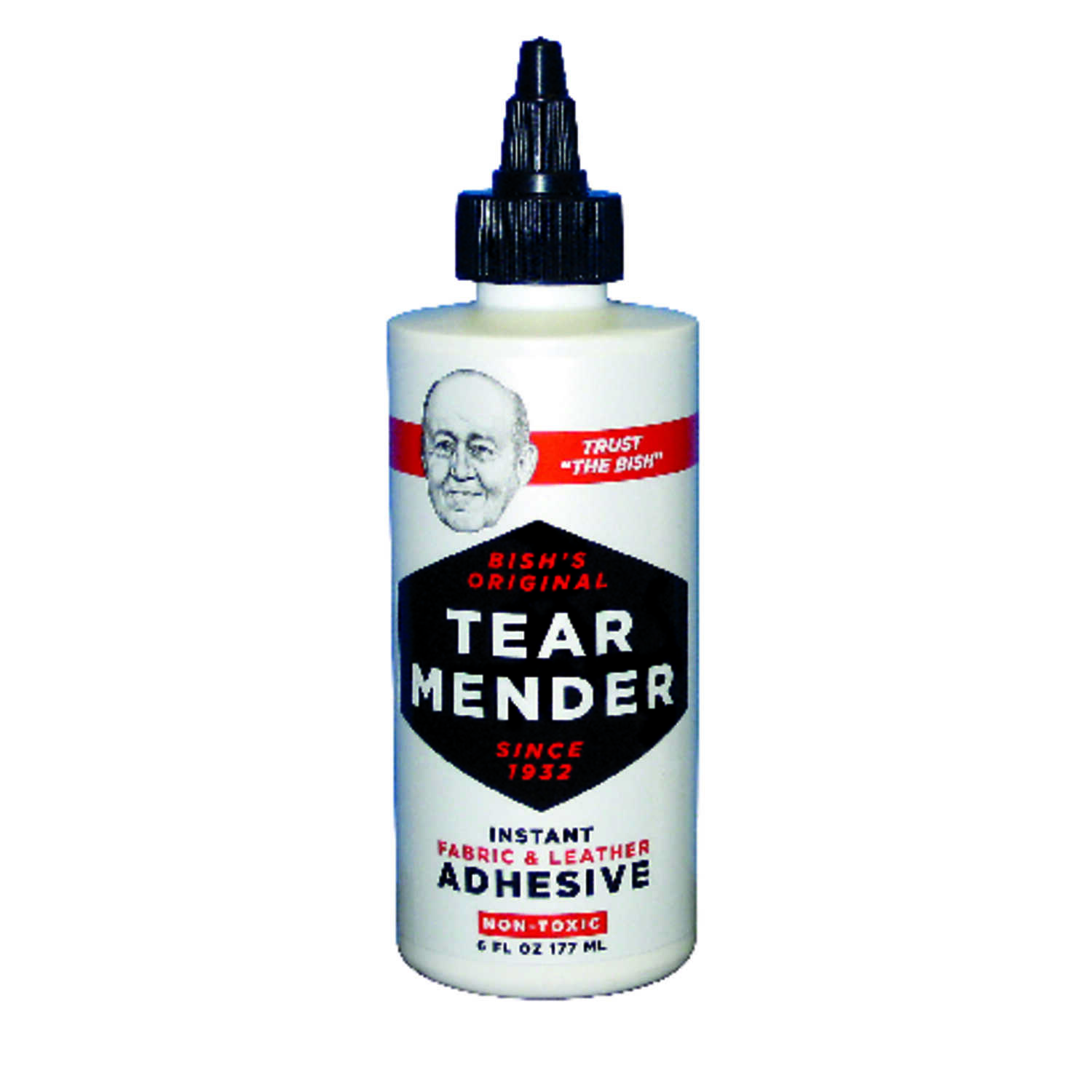 Tear Mender  High Strength  Liquid  Fabric & Leather Adhesive  6 Oz