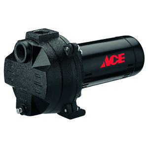 Ace  Cast Iron  Sprinkler Pump  1-1/2 hp 28