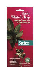 Safer Brand  Whitefly Trap  3 pk