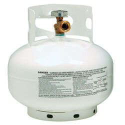 Manchester Tank  11 lb. capacity Steel  Type 1  Propane Cylinder