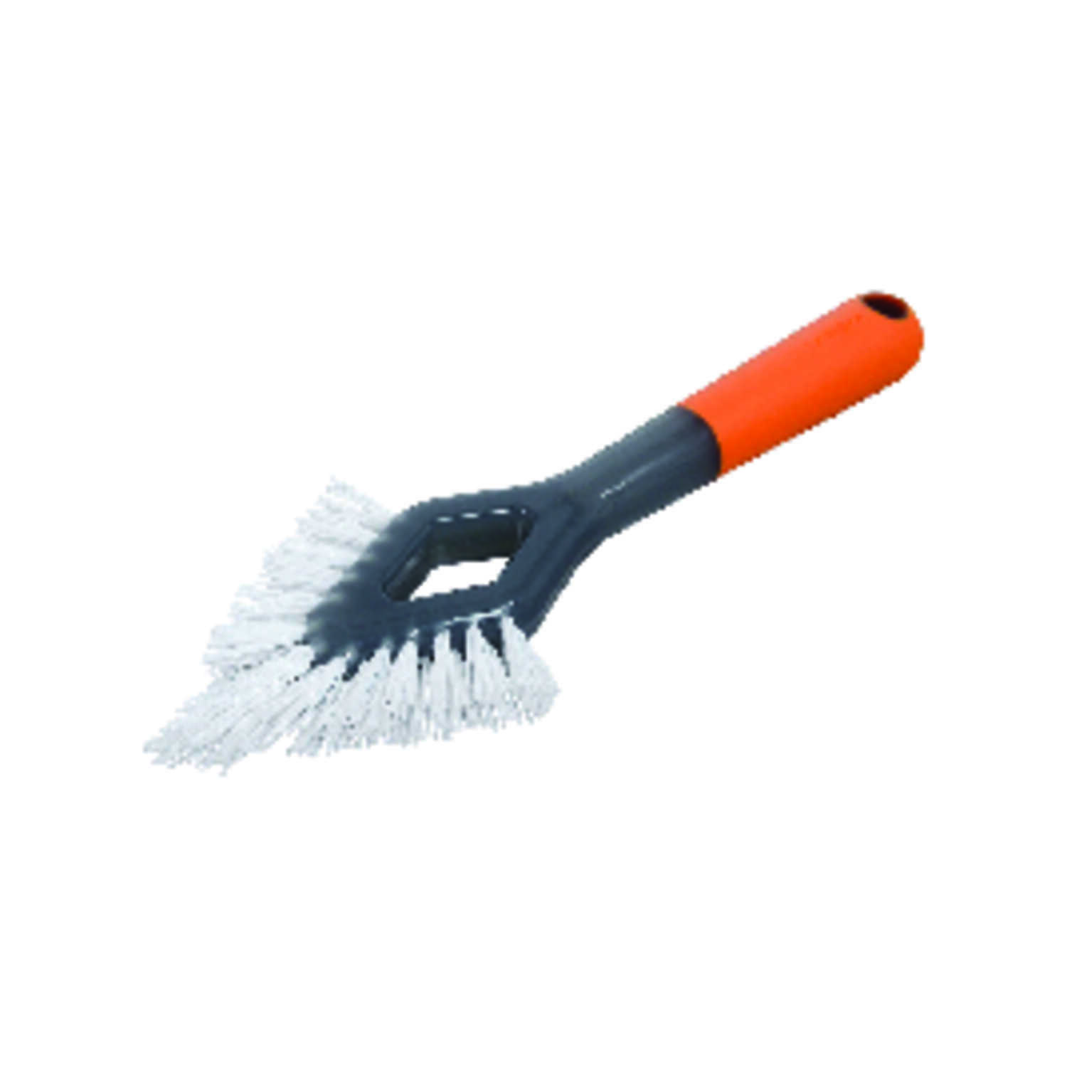 Casabella  Smart Scrub  2 in. W Plastic/Rubber  Grout Brush