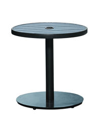 Living Accents  Steel  Umbrella Base  18 in. W x 22 in. H