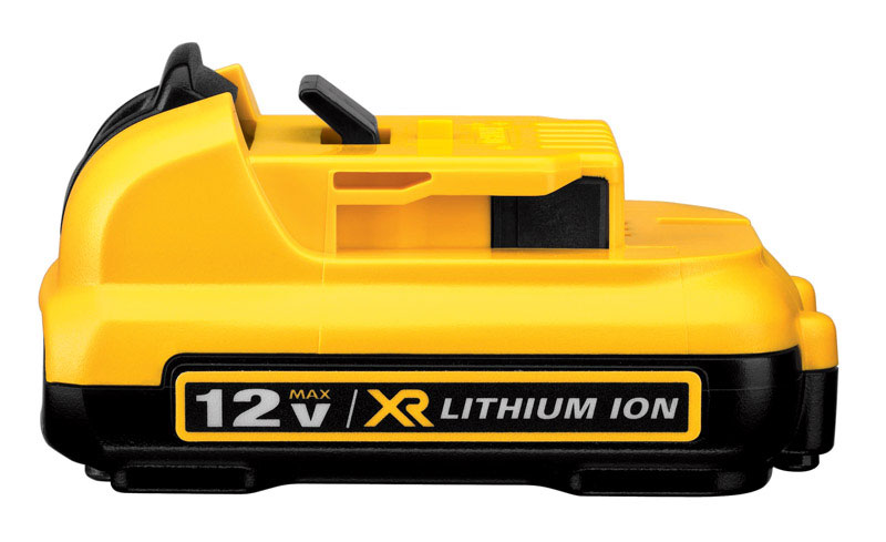 DeWalt 12 volt 2 Ah Lithium-Ion Battery Pack 1 pc.