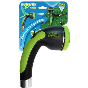Radius  9 pattern Metal  Butterfly Nozzle