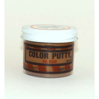 Color Putty  Mahogany  Wood Filler  16 oz.