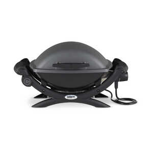 Weber  Q1400  Electric  1560 watts Graphite  Grill