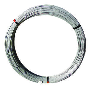 Keystone  0.1 in. Dia. x 3817 ft. L Black Annealed  Steel  12 Ga. Wire