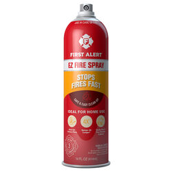First Alert  Tundra  0.88 lb. Fire Extinguisher  For Household OSHA Agency Approval