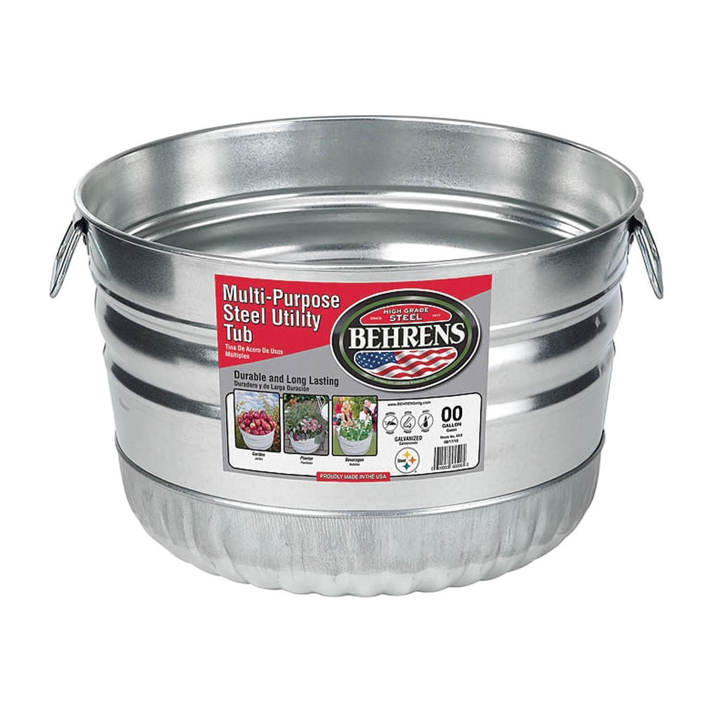 Behrens 1 bushel Steel Bushel Basket Round - Ace Hardware