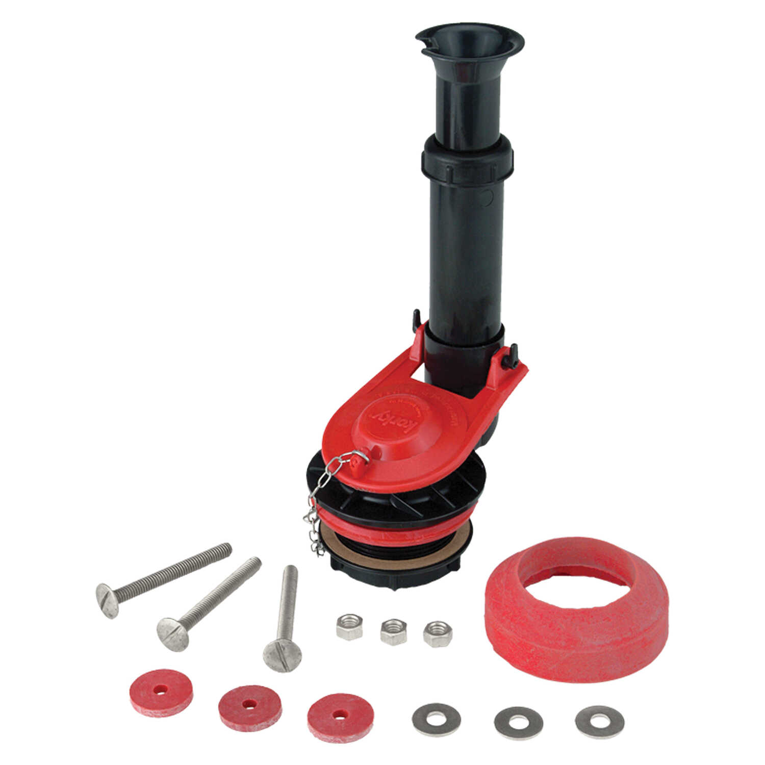 Korky  Adjustable 2 inch  Flush Valve Kit