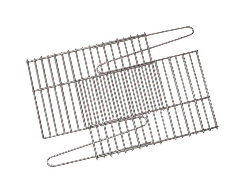 Grill Mark  Steel  Grill Cooking Grate  25 in. L x 25 in. H x 14 in. W