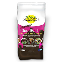 St. Gabriel Organics  GoodEarth  Diatomaceous Earth  For All Animals