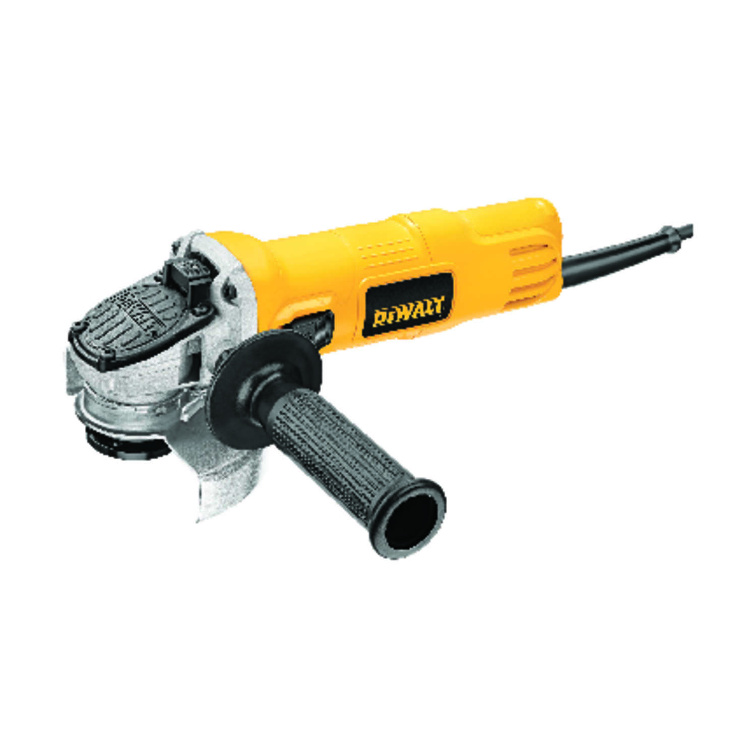 DeWalt  4-1/2 in.  Corded  Small  Angle Grinder  7 amps 12000 rpm