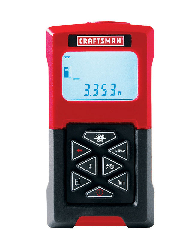Craftsman  Accutrac Laser Measuring Tool  1 pc.