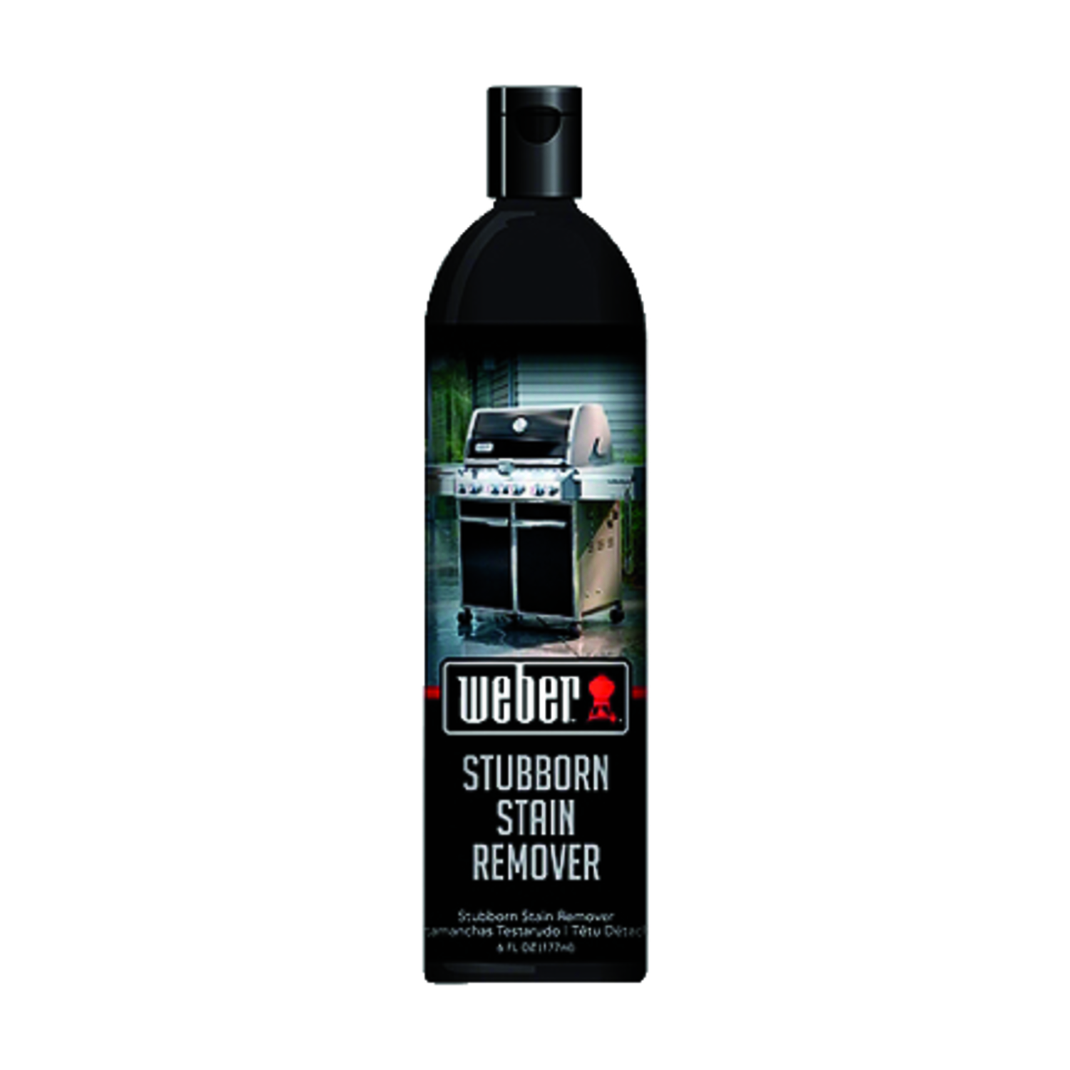 Weber  6oz  Liquid  BBQ Grill Cleaner