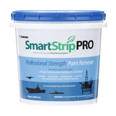 Dumond  Smart Strip Pro  Paint Remover  1 qt.