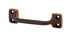 Ives  4 in. L Aged  Bronze  Brass  Universal  Bar Window Lift  1 pk