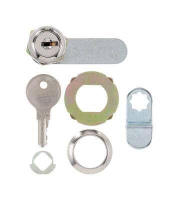 Ace Chrome Silver Brass Cam Lock Ace Hardware